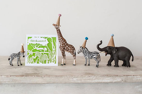 Card - Animals